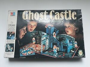 MB game ghost castle