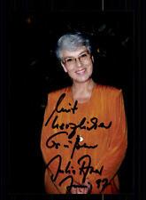 Julia axen foto original firmado # bc 78097