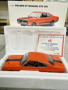 1:18 Holden HT Monaro GTS 350 -- Sebring Orange -- Biante/AUTOart