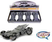 1/24 JADA Display N/B Batman v Superman Batmobile Diecast Model Car 98265