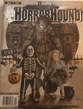 Horror Hound Oct 2017 Special Halloween Issue !  FREE SHIPPING mc