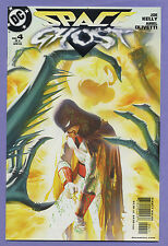 Space Ghost #4 2005 Joe Kelly Ariel Olivetti Dc D