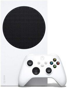 Microsoft Xbox Series S 512GB Video Game Console - White (Latest Generation)
