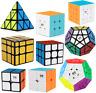Speed Cube Puzzle Smooth Turning - 2x2 3x3 4x4 5x5 Megaminx Mirror Cube
