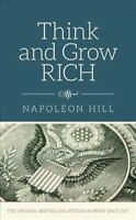 Think & Grow Rich, Hardcover by Hill, Napoleon, Brand New, Free shipping in t...
