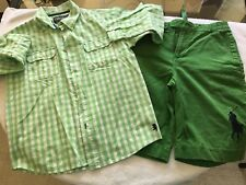HUGE Lot of BOYS CLOTHES Spring/Summer ~ Size 14