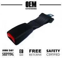 Seat Belt Extender / Extension for 2007 - 2014 GMC Sierra - Fits ALL Seats