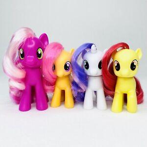 My Little Pony CUTIE MARK CRUSADERS SWEETIE BELL SCOOTALOO APPLE BLOOM CHEERILEE