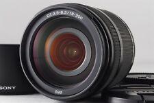 [near Mint] Sony DT 18-200mm F/3.5-6.3 AF Zoom SAL18200 DSLR aus Japan M106