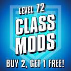 Borderlands 3 [CLASS MOD] Buy 2 Get 1 [LVL 72] Amara Zane FL4K Moze ANY PLATFORM
