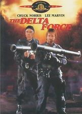 The Delta Force DVD 1986 Chuck Norris Fullscreen