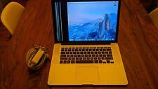 Apple MacBook Pro 15.4 inch Laptop 512GB SSD 16GB 2.5GHz i7 - Used
