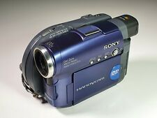 Sony DCR-DVD91E Digital Video Camera Camcorder Carl Zeiss Optics,  DVD-R/RW rec.
