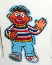 Sesame Sreet BERT & ERNIE Embroidered iron Patch ERNIE 5 5/8""