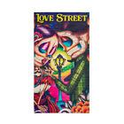 Love Street by Dave Sanchez Mexican Sugar Skull Skeleton Love Wood Print Art