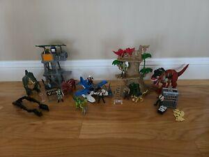 Animal Planet Toys-R-Us Mega Playset Spinosaurus T-Rex Adventure Lot