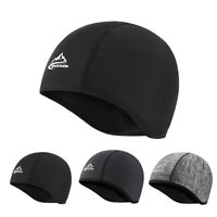 50 Keep Your Head COOL Details about  /MOISTURE WICKING Beanie Tech Helmet Liner Gym Sports UPF
