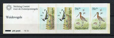 Birds on Stamps - Netherlands 1984 Welfare Fund booklet