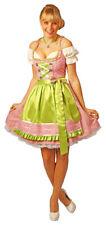 Fuchs Trachtenmoden Ladies Dirndl Antonia Pink Light 50 cm % Sale % Size 32-42