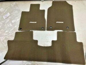 2013-2016 Acura RDX 2 pc Front Factory Fit Floor Mats