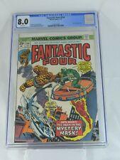 Fantastic Four #154 (1975) CGC 8.0 Marvel Comics Book - (WP)