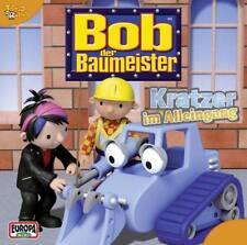 BOB DER BAUMEISTER 39 Kratzer Im Alleingang CD 2014 Kinder * NEU