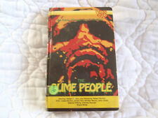 THE SLIME PEOPLE VHS VIDEO GEMS CLAMSHELL HORROR ROBERT HUTTON LES TREMAYNE