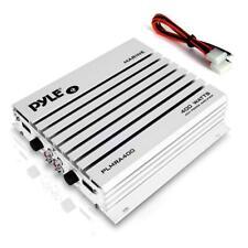 New Pyle Elite Series Waterproof Amplifier, 400 Watt 4-Channel Audio Amplifier