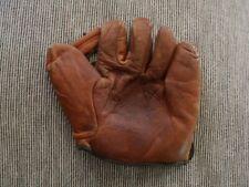 >orig./Scarce 1940's EDDIE JOOST Split-Finger Baseball Glove - Fine Shape!!