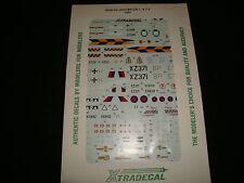 Jaguar Gr 1 & T2 1991 026-72 1:72 Xtradecal Decals