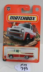 Matchbox MBX 1957 Dodge Sweptside Pickup 2/100 FNQHotwheels FM393
