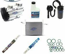 A/C Compressor and Condenser Kit Fits Ford Explorer 1995-1997 OEM FS10 57132