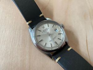 1972 Rolex 1600 1601 DateJust Sigma Dial ETA 2824-2 Retrofit