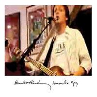 PAUL MCCARTNEY-AMEOBA GIG-IMPORT 2 LP WITH JAPAN OBI Ltd/Ed O75