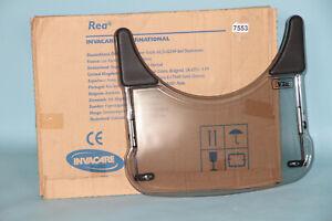 Invacare Rea Therapietisch Rollstuhl Tablett Tisch Neuwertig  #7553