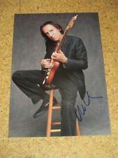 MICHAEL LANDAU Originalautogramm GROSSFOTO! Rock/Jazz