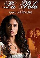 "SERIE COLOMBIANA, "" LA POLA"",11 DISCOS,88 CAPIT. 2010"
