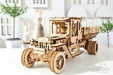 Ugears UGM-11Truck Mechanical 3D Wooden Puzzle Self-assemble Craft Adult Set DIY