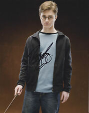 Daniel Radcliffe Hand Signed 8x10 Photo, Autograph, Harry Potter