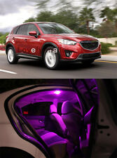 Pink 7 Interior LED Light Lamp Package FIT Mazda CX 5 SUV 2015 2014 2013
