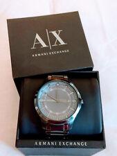 Armani Exchange AX2135 Hampton Gunmetal Ion Plated Grey Stainless Men's Watch