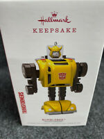 2019 Hallmark Keepsake Ornament - Transformers Bumblebee - New