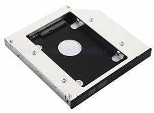 2nd Hard Drive HDD SSD Caddy for Dell PowerEdge R910 R710 R510 R520 R410 R310