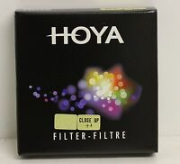 Genuine Hoya 67mm Close Up +2 Filter Brand New for Macro Photography