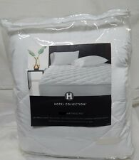 Hotel Collection 500 Thread Count Cotton Mattress Pad QUEEN