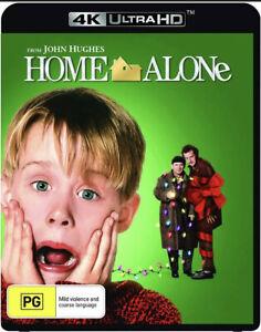 HOME ALONE (1990) 4K/UHD (BRAND NEW/SEALED) (Comedy) Macaulay Culkin (4K SALE!)