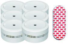Jeising GS559A 10er Set Funkrauchmelder mit gratis Wassermelder GS158 GESCHENKT
