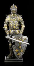 CABALLERO Figura des Magos Landes - EDAD MEDIA GUERRERO Estatua Decorativa