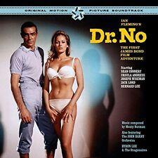 James Bond Dr. No - Norman Monty (2015, CD NEUF)