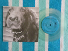 "WATERSHIP DOWN The Plague Dogs EP 7"" CLEAR VINYL 1996 PRIVATE ALTERNATIVE ROCK"